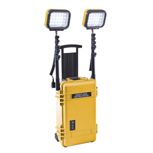 Pelican 9460 LED Rolling Dual Remote Area Lighting System