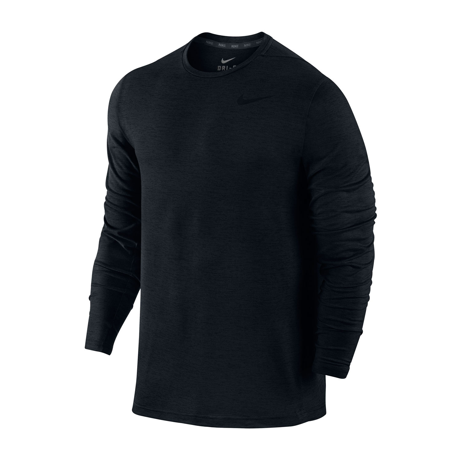 Nike Mens Dri Fit Training Long Sleeve Crew