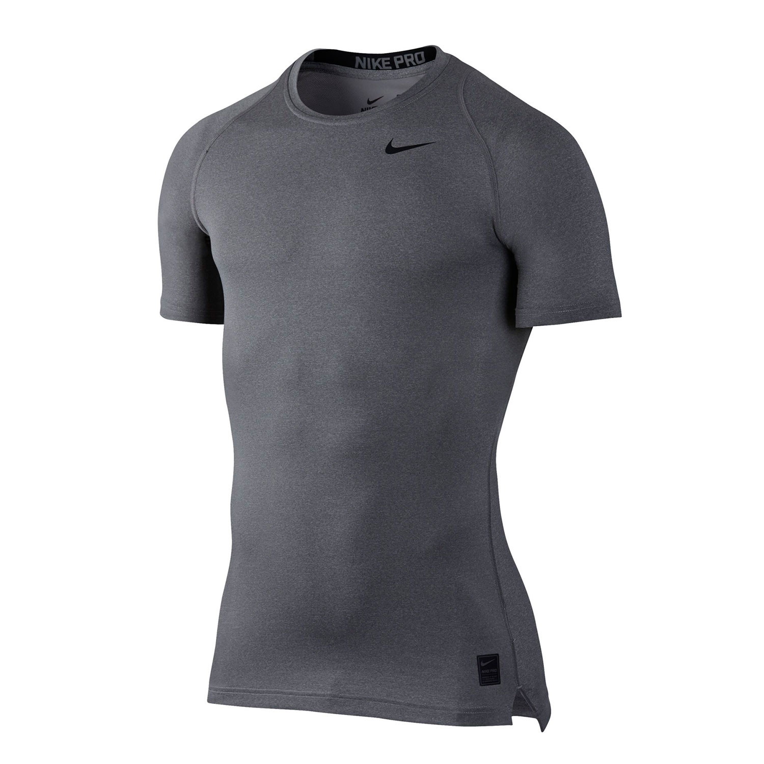 nike men 39 s hypercool compression short sleeve t shirt. Black Bedroom Furniture Sets. Home Design Ideas