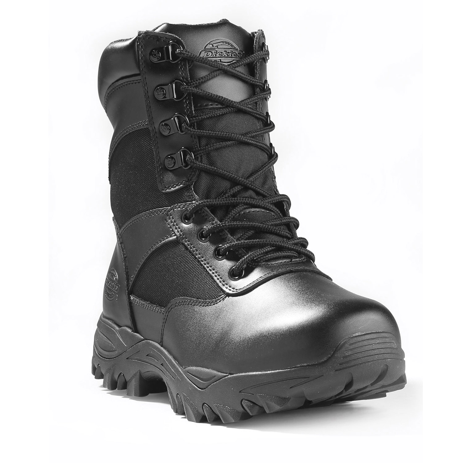 "Dickies 8"" Spear Side Zip Tactical Boot"