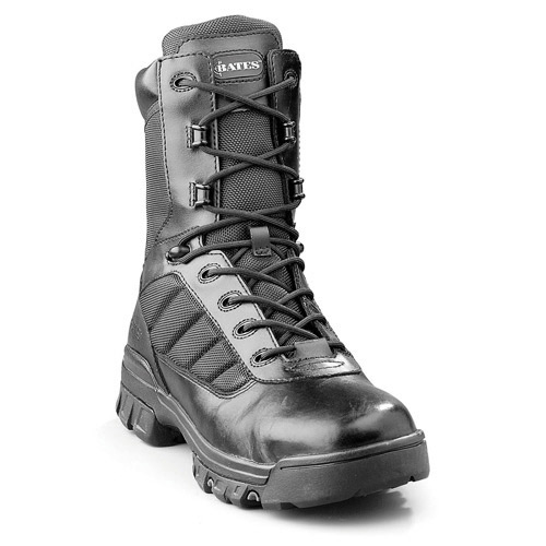 "Bates Women's 8"" Tactical Sport Zipper Boot"