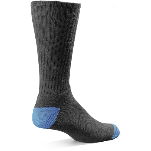 "Galls 11"" Duty Socks with Extra Padding in Toe and Heel"