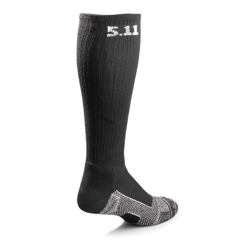 "5.11 Tactical Men's Level I 9"" Duty Socks"