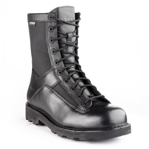"Bates 8"" DuraShocks Side Zip Boot"