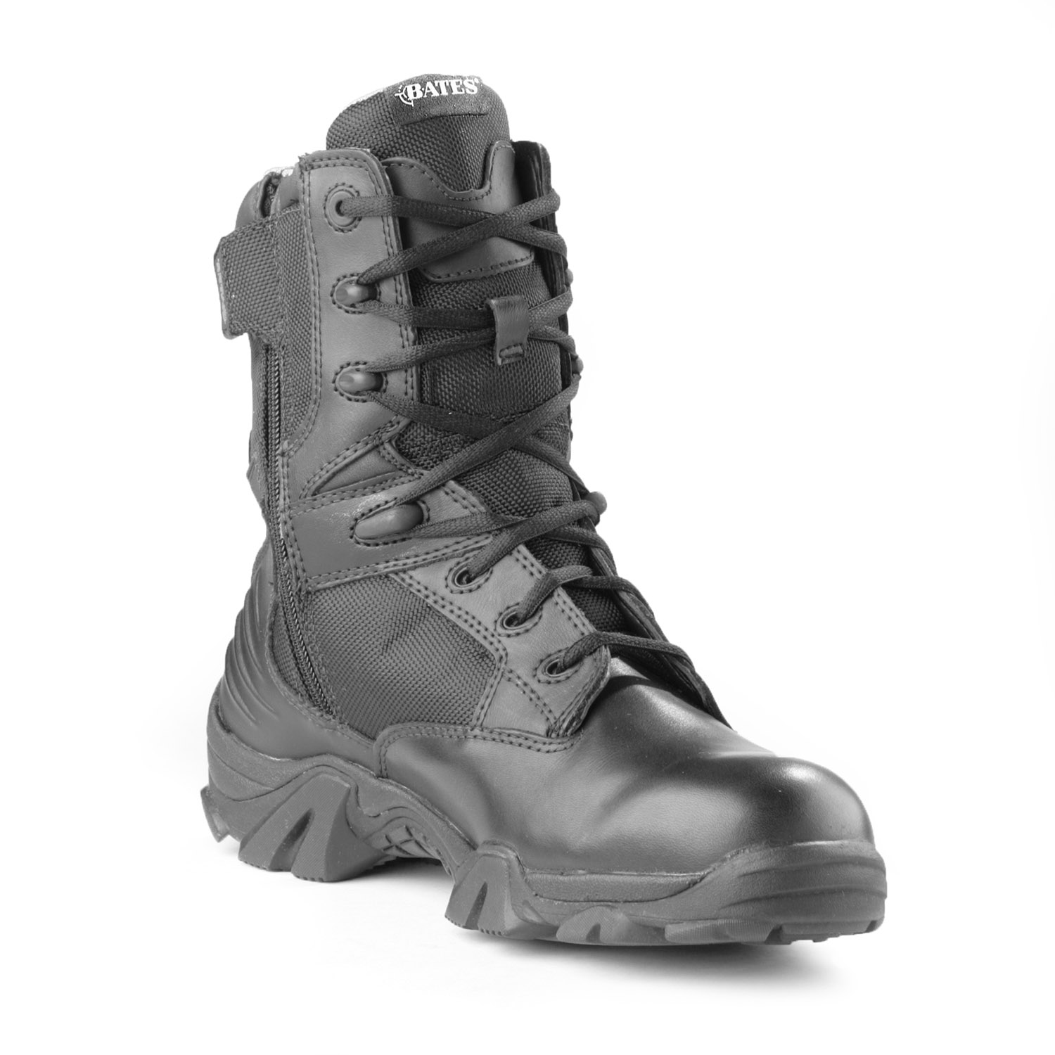 Bates 8 Quot Gx Side Zip Gore Tex Boot