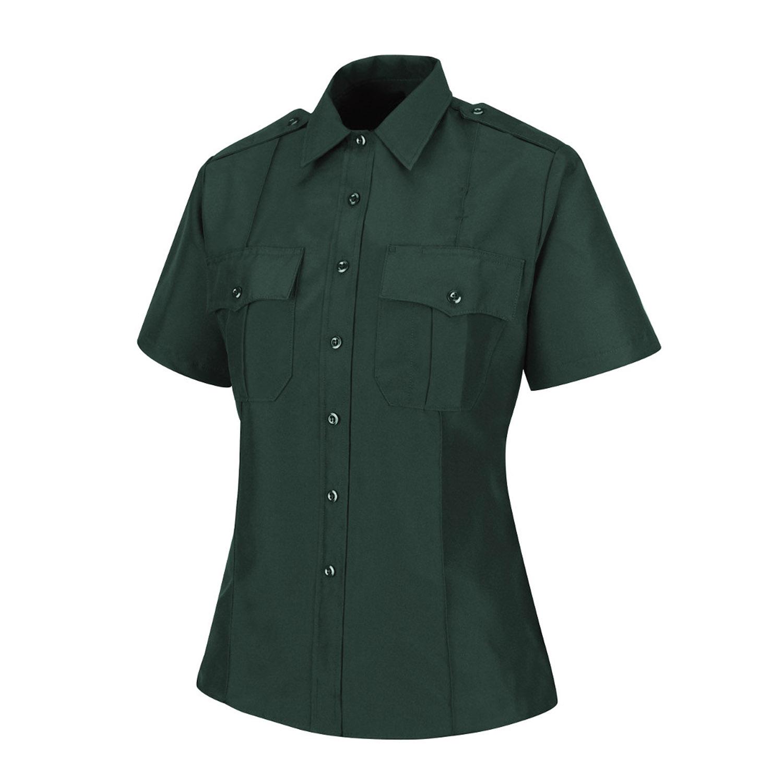 horace small womens sentry plus long sleeve zipper shirt
