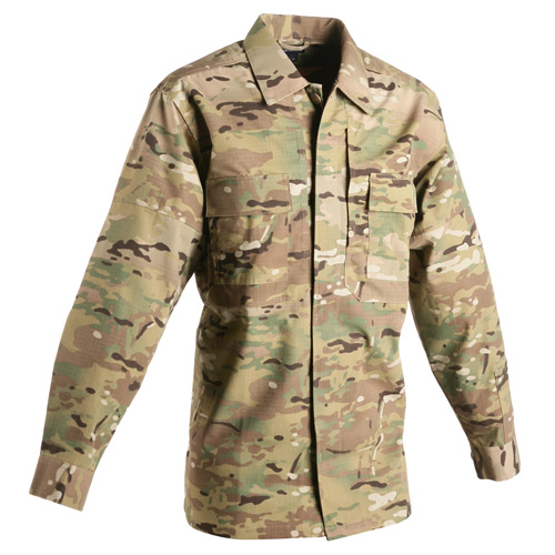 5.11 Tactical Multicam TDU Shirt