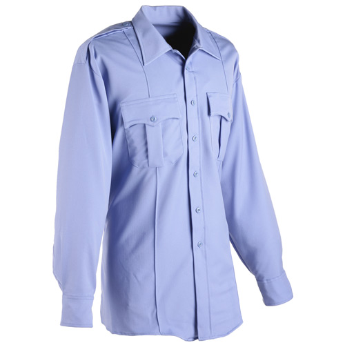Response Men's T2 Poly Cotton Long Sleeve Shirt