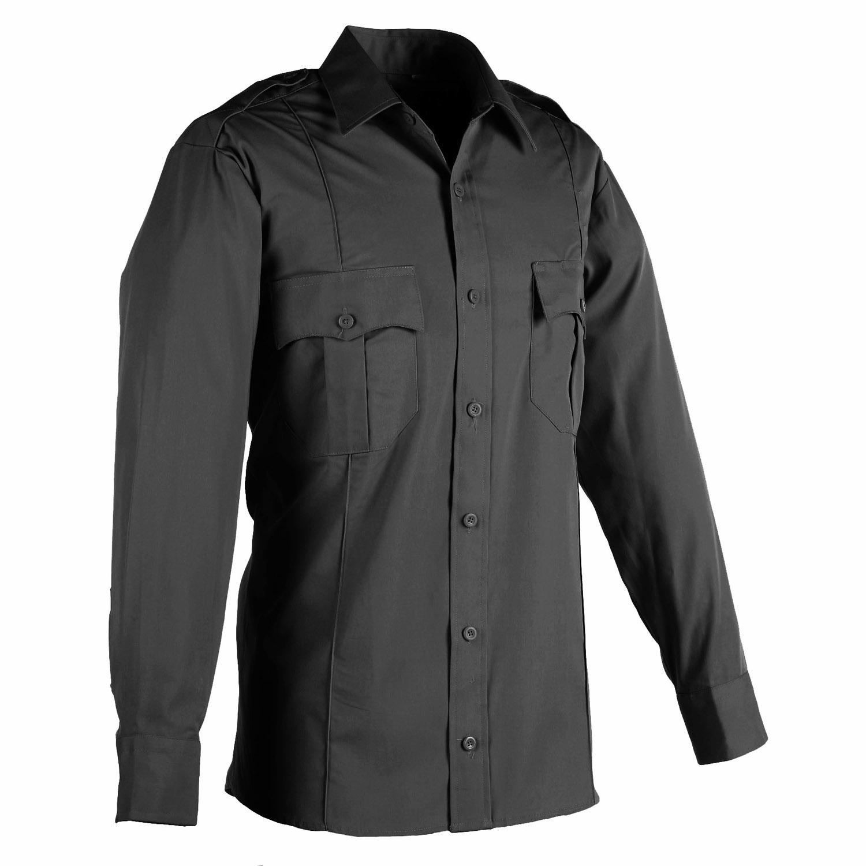 Poly Cotton Long Sleeve Premium Shirt