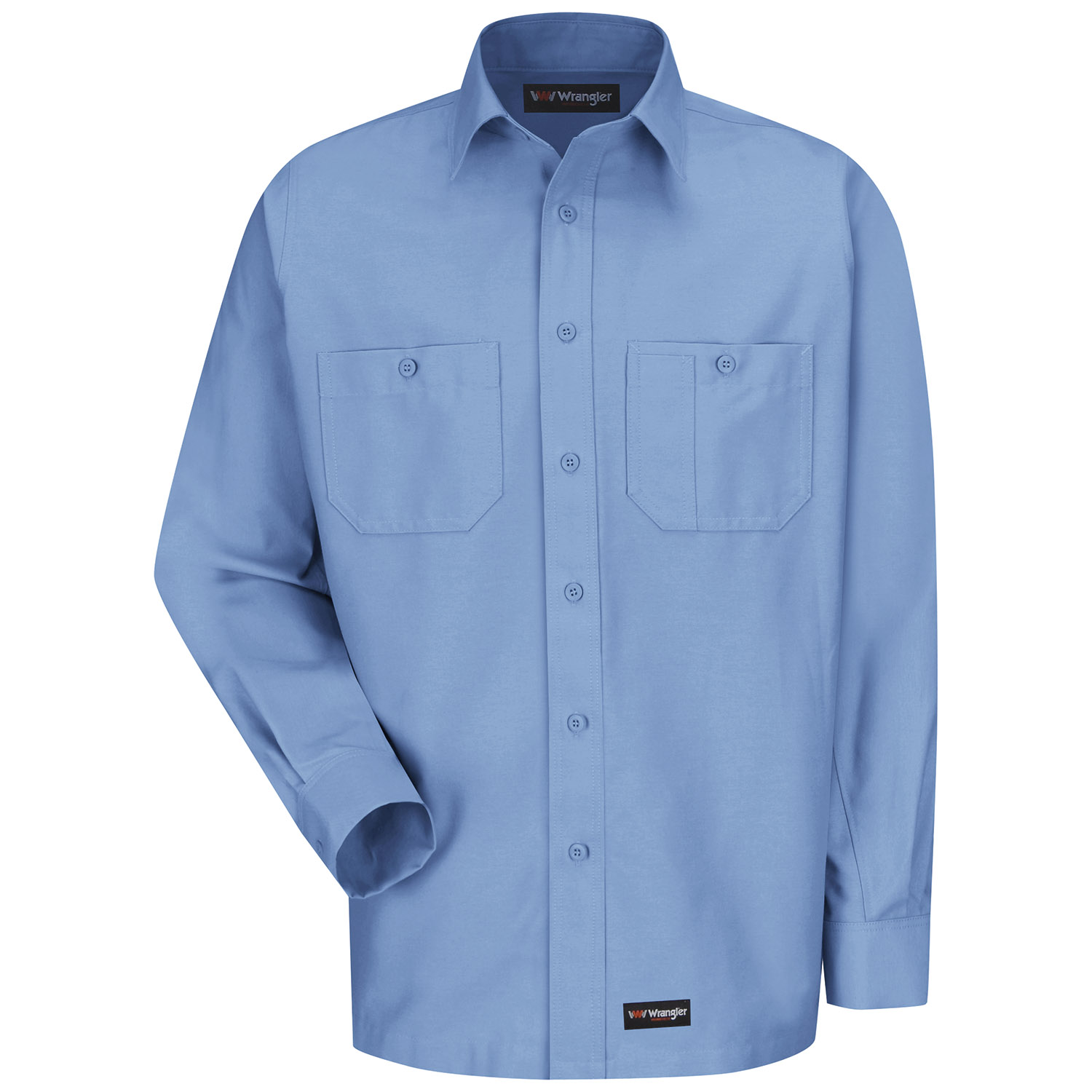 Wrangler Workwear Long Sleeve Shirt