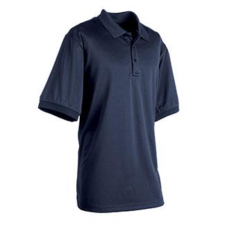 Medium Tru-Spec 4552004 Men/'s Gray Poly 24-7 Short Sleeve Performance Polo