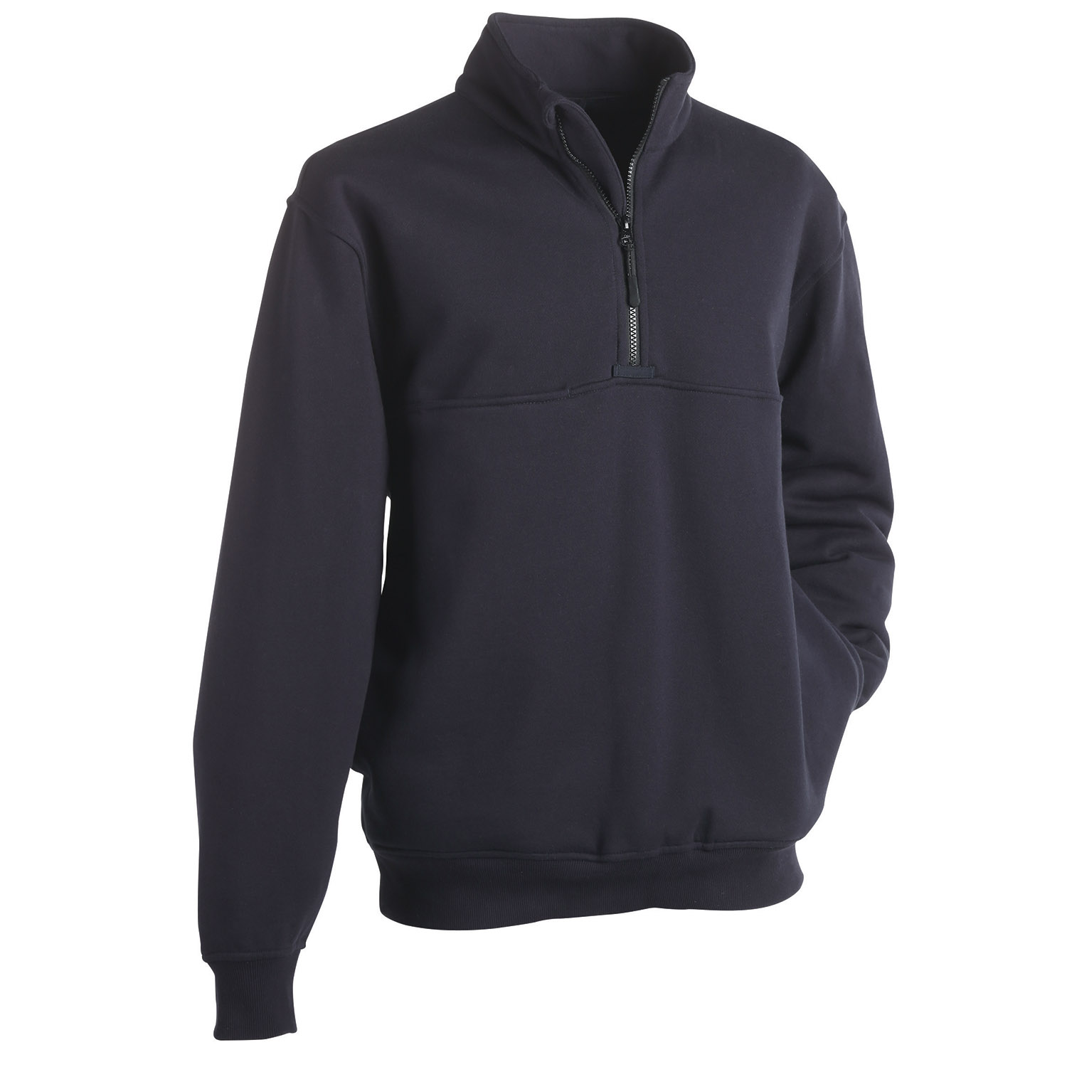 Elbeco Quarter Zip Job Shirt