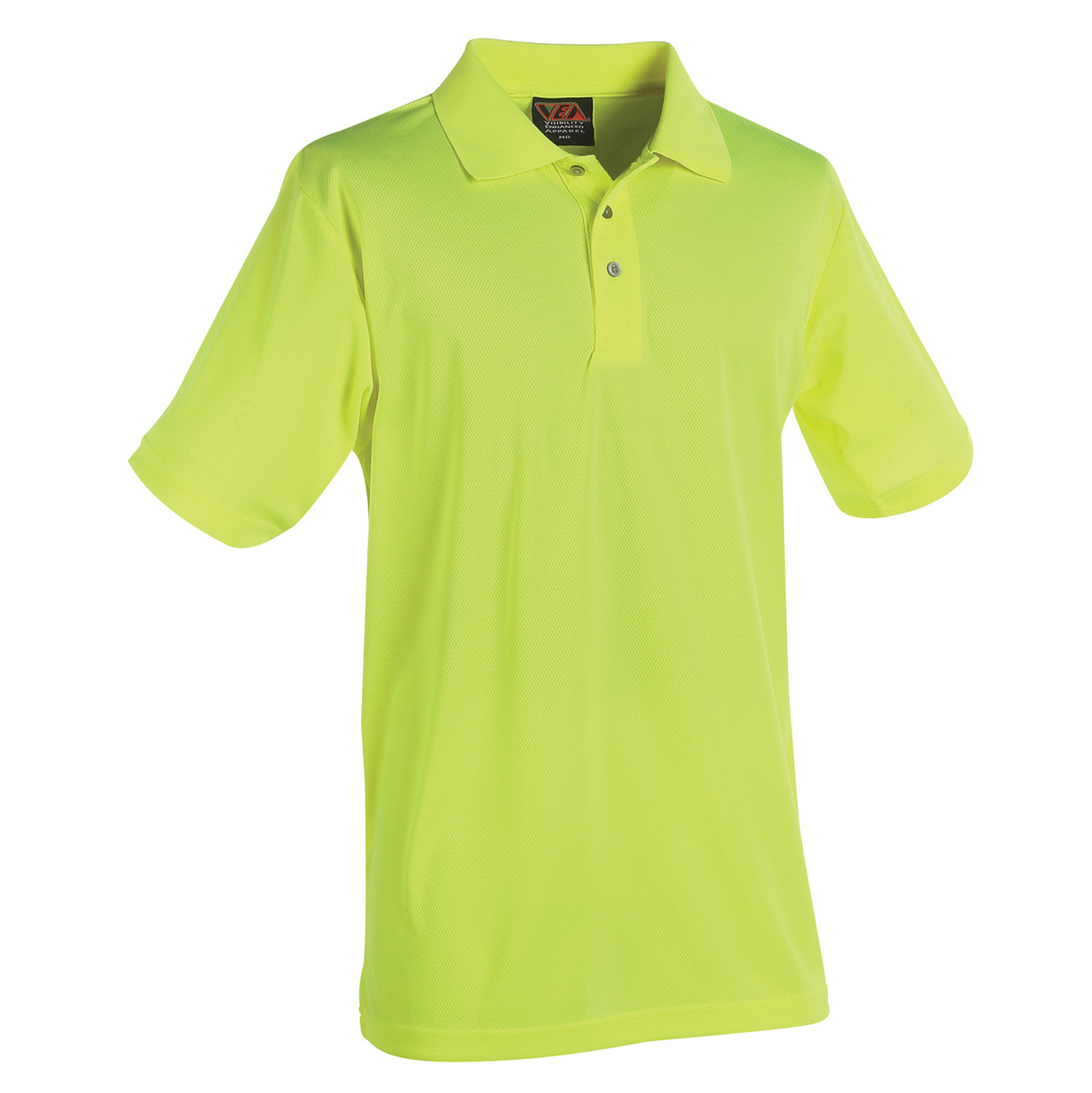 VEA Visibility Knit Performance Polo