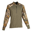 5.11 Tactical Realtree® Rapid Response Quarter Zip Shirt