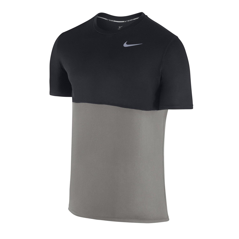 Nike men 39 s racer short sleeve t shirt for Nike short sleeve shirt
