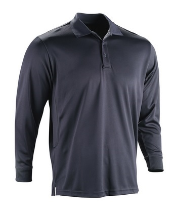 ST829 - GALLS L/S G-TAC PERFORMANCE POLO