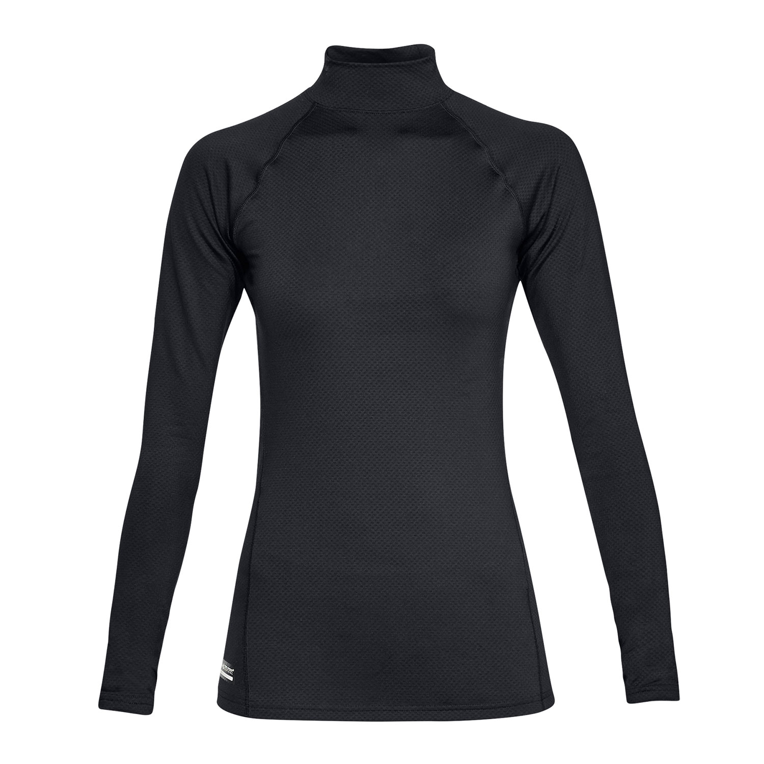Under Armour Womens Tactical Reactor Mock Base Shirt