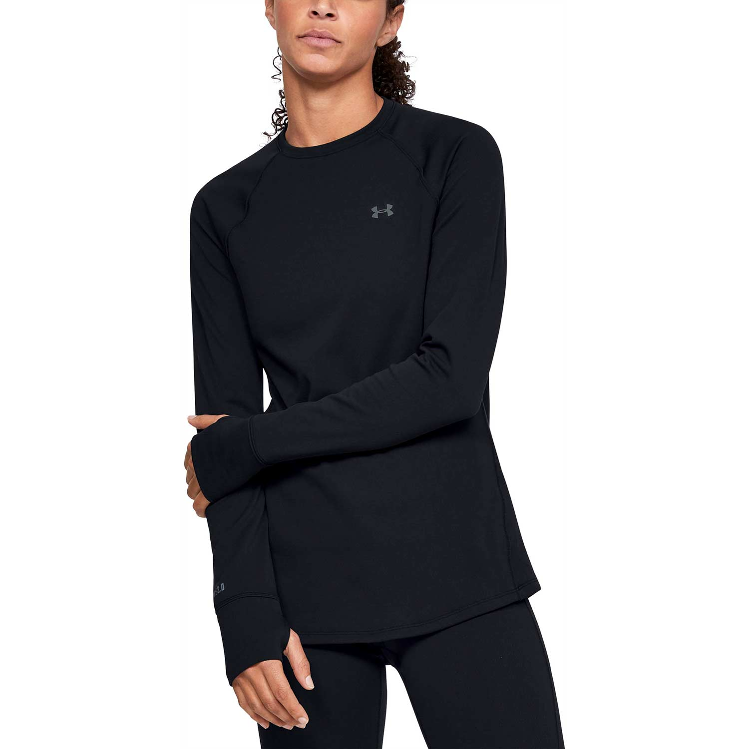 Under Armour Women's ColdGear Base 2.0 Crew