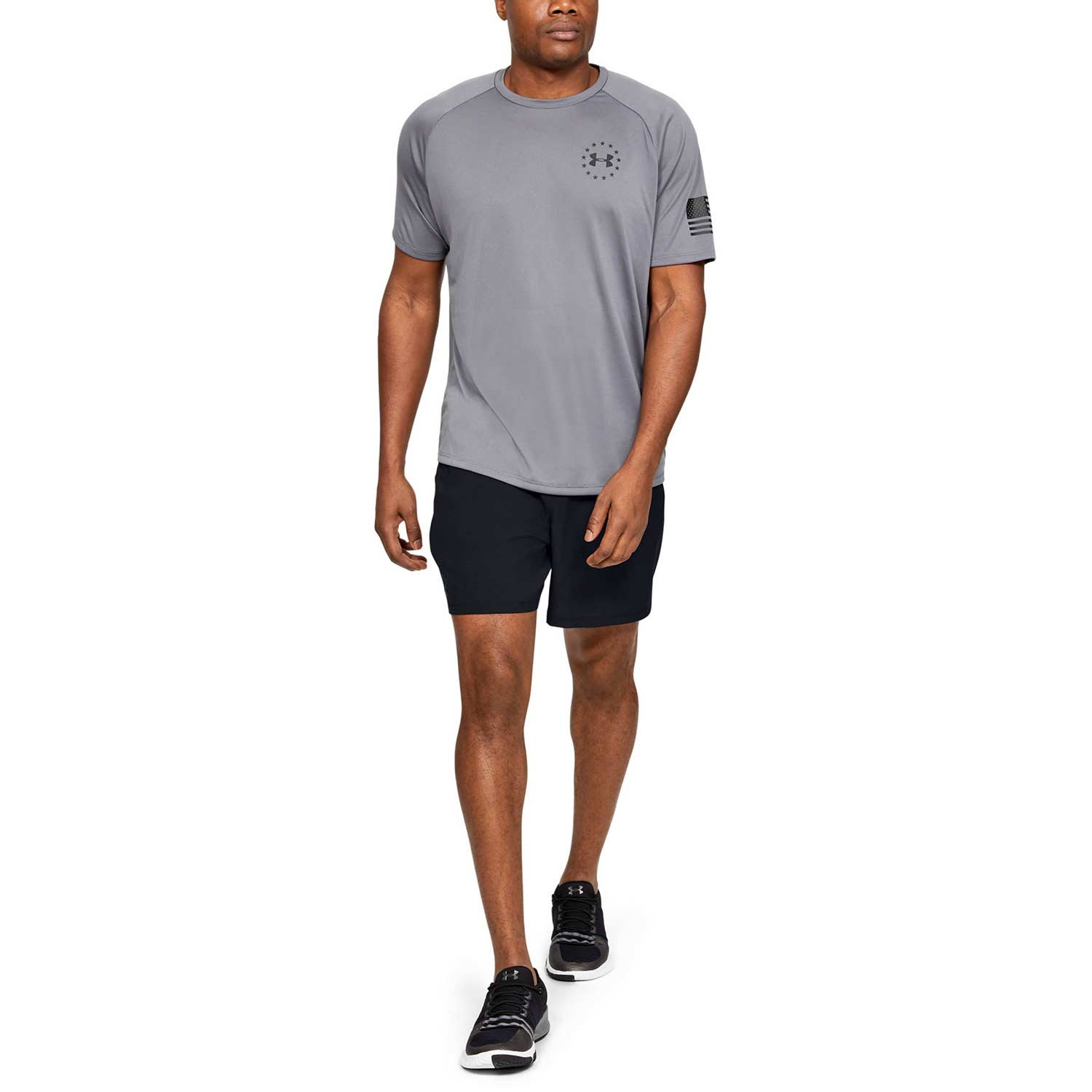 """Under Armour Men/'s Tactical 6/"""" Training Shorts"""