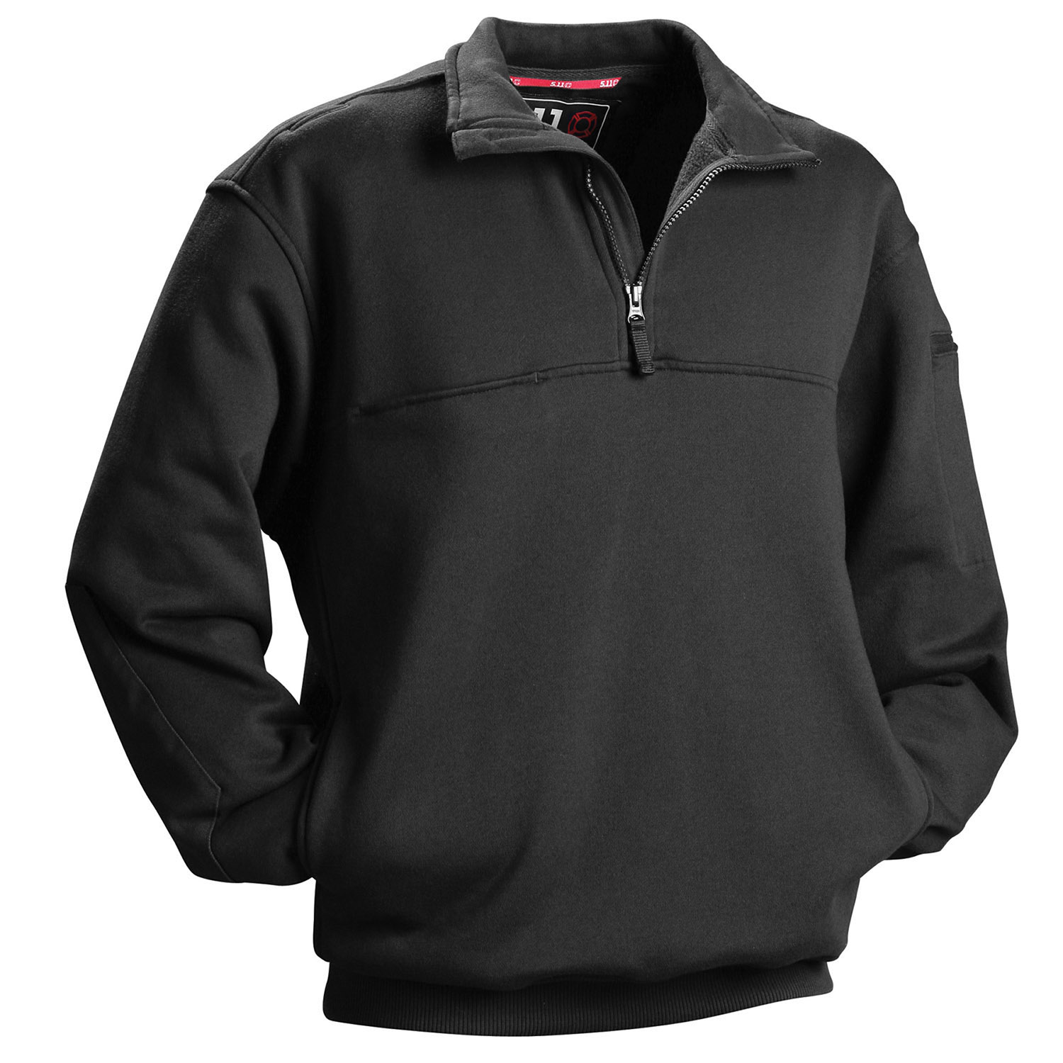 5.11 Tactical Firefighter Quarter-Zip Job Shirt