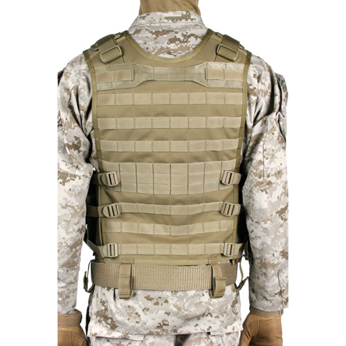 BLACKHAWK! Omega Elite Tactical Vest EOD