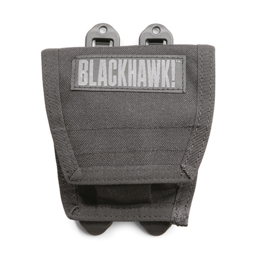 BLACKHAWK! S.T.R.I.K.E. Double Handcuff Case with Speed Clip