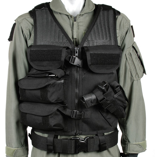 BLACKHAWK! Omega Cross-Draw/EOD Vest