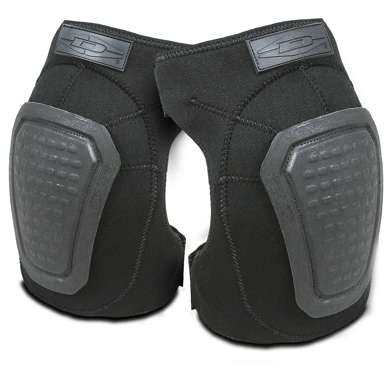 Damascus Imperial Neoprene Knee Pads with Reinforced Non-Sli