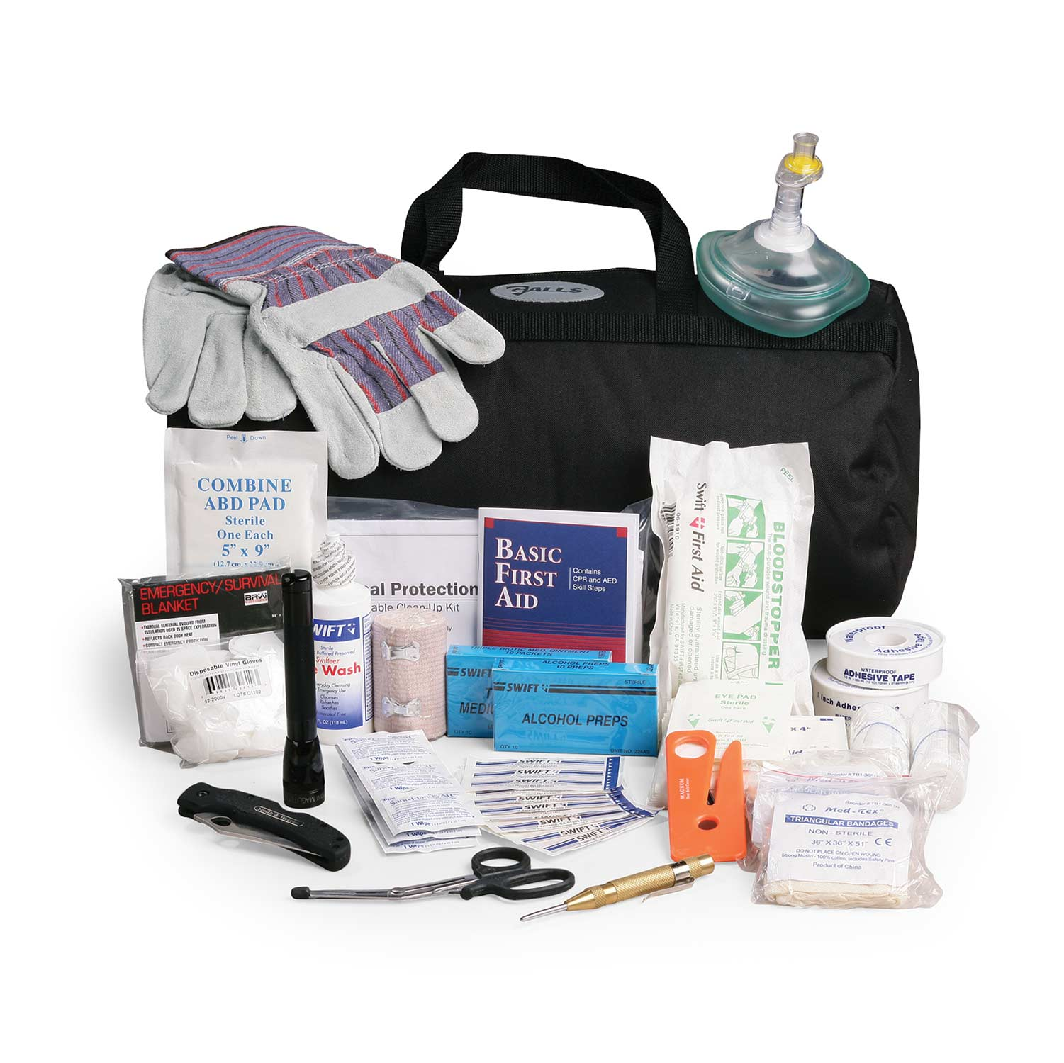 Dyna Med Rescue Responder Kit
