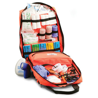 Dyna Med Medic Back Pack Level 2 First Responder Kit