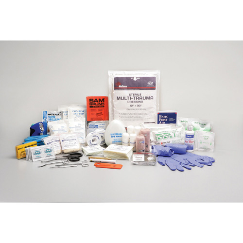 Dyna Med Deluxe Refill Kit for Dyna Med Level 2 First Respon