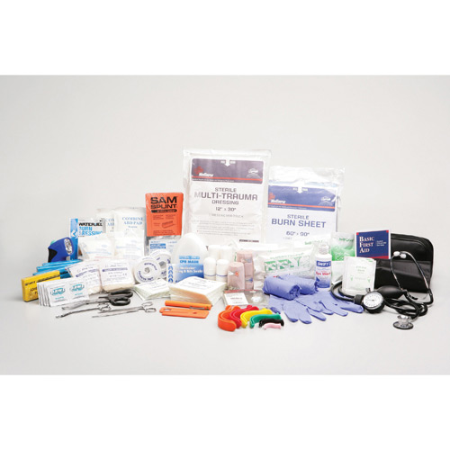 Dyna Med BLS/ALS Refill Kit Supplies ONLY