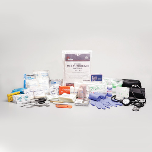 Dyna Med Refill Kit for Original First Responder Kit Supplie
