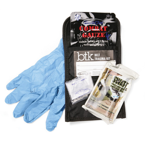 QuikClot BTK Belt Trauma Kit