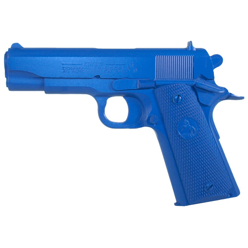 "BLUEGUNS Colt 1911 Commander 4"" Training Gun"