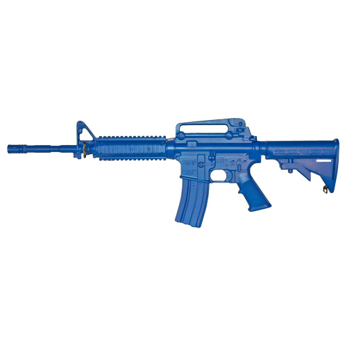 "BLUEGUNS M4 Open Stock Fwd Rail 14"" Barrel Training Gun"