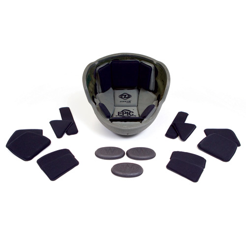 Team Wendy EPIC Helmet Pad Suspension System