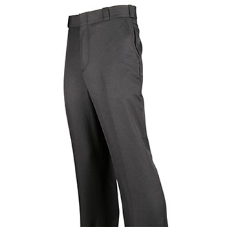 5357ea4936 Flying Cross Men's Polyester Cotton Trousers with Flex Waistband