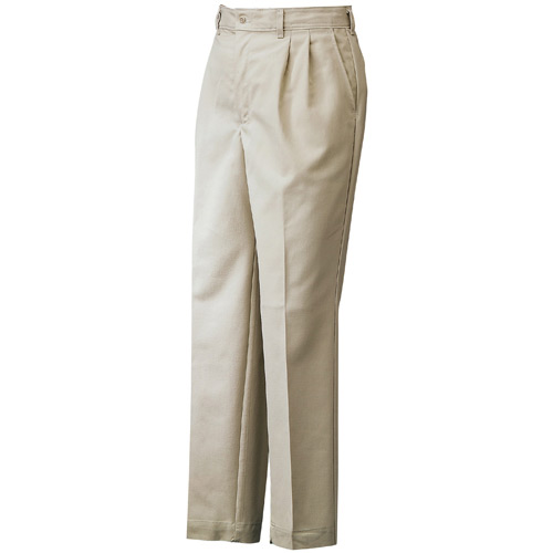 Aramark Pleated Work Pants