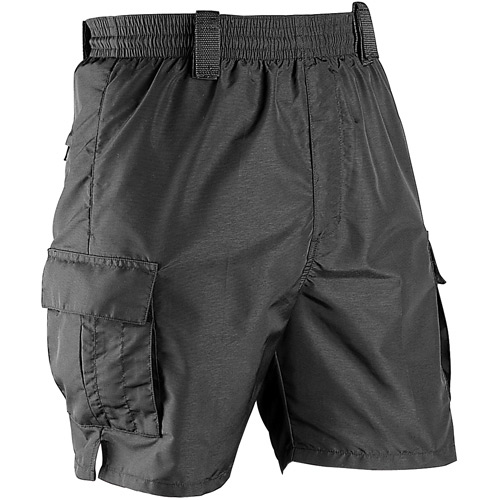 United Uniform Nylon Bike Shorts