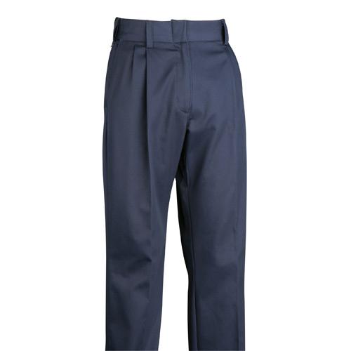 New Paul Smith Women39s Navy Corduroy Pleatfront Trousers In Blue  Lyst