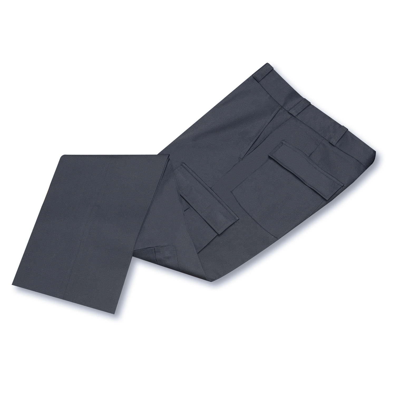 MENS EMS POLY/COTTON TWILL TROUSER