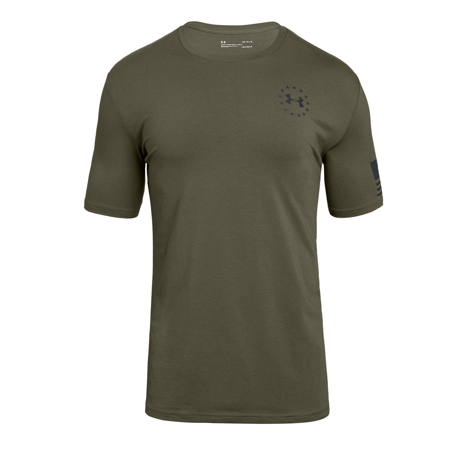 Under Armour Freedom Express Flag Graphic T-Shirt