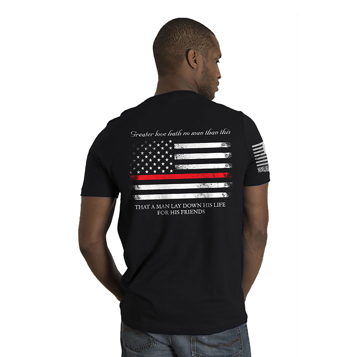 Nine Line Thin Red Line T-Shirt