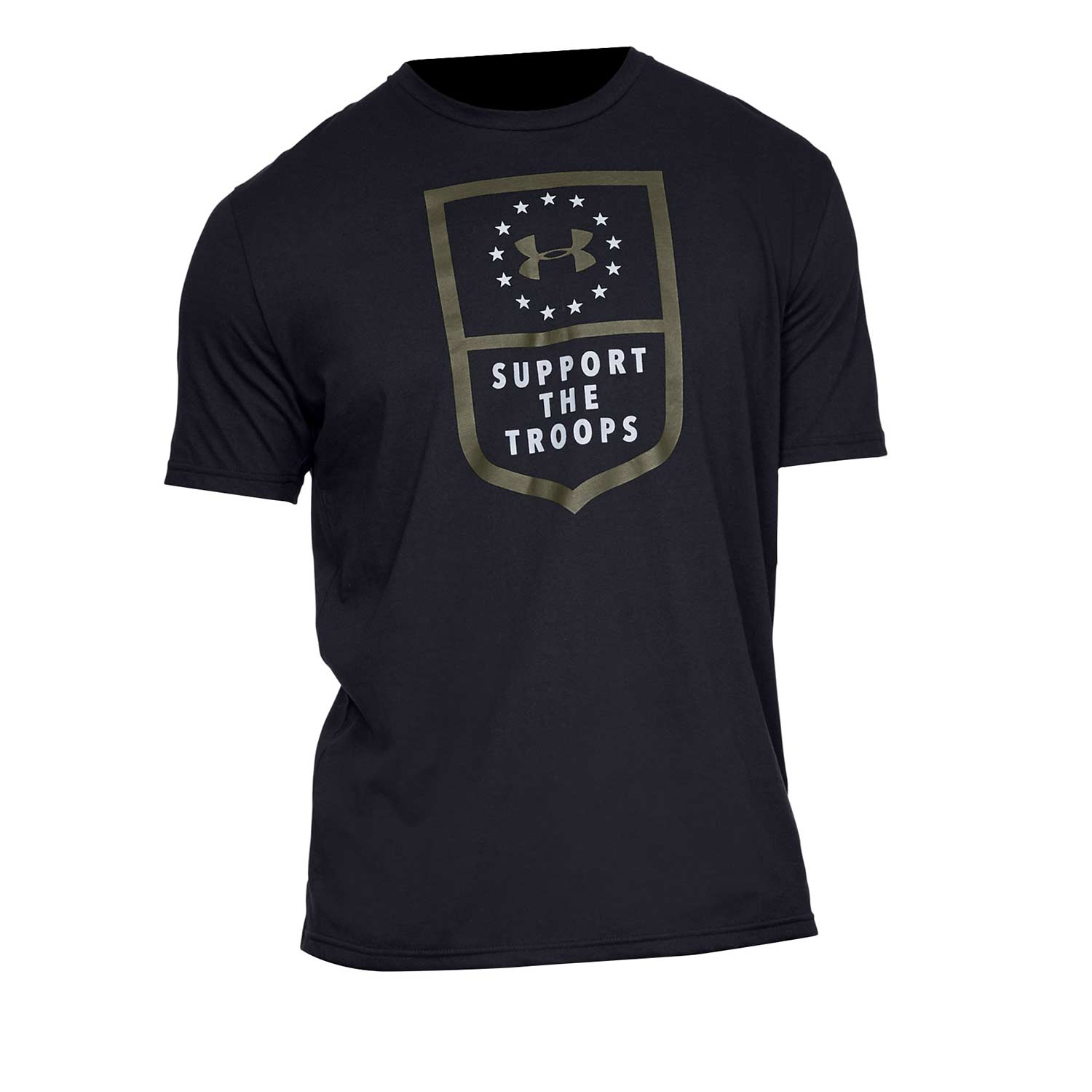 Under Armour Freedom Support the Troops Graphic T-Shirt