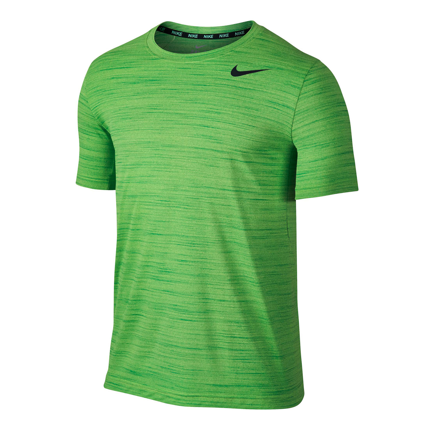 Nike Dri Fit Touch Heathered T Shirt