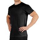 Tommie Copper Men's Reliant Innerwear Active Fit Crew Neck Shirt