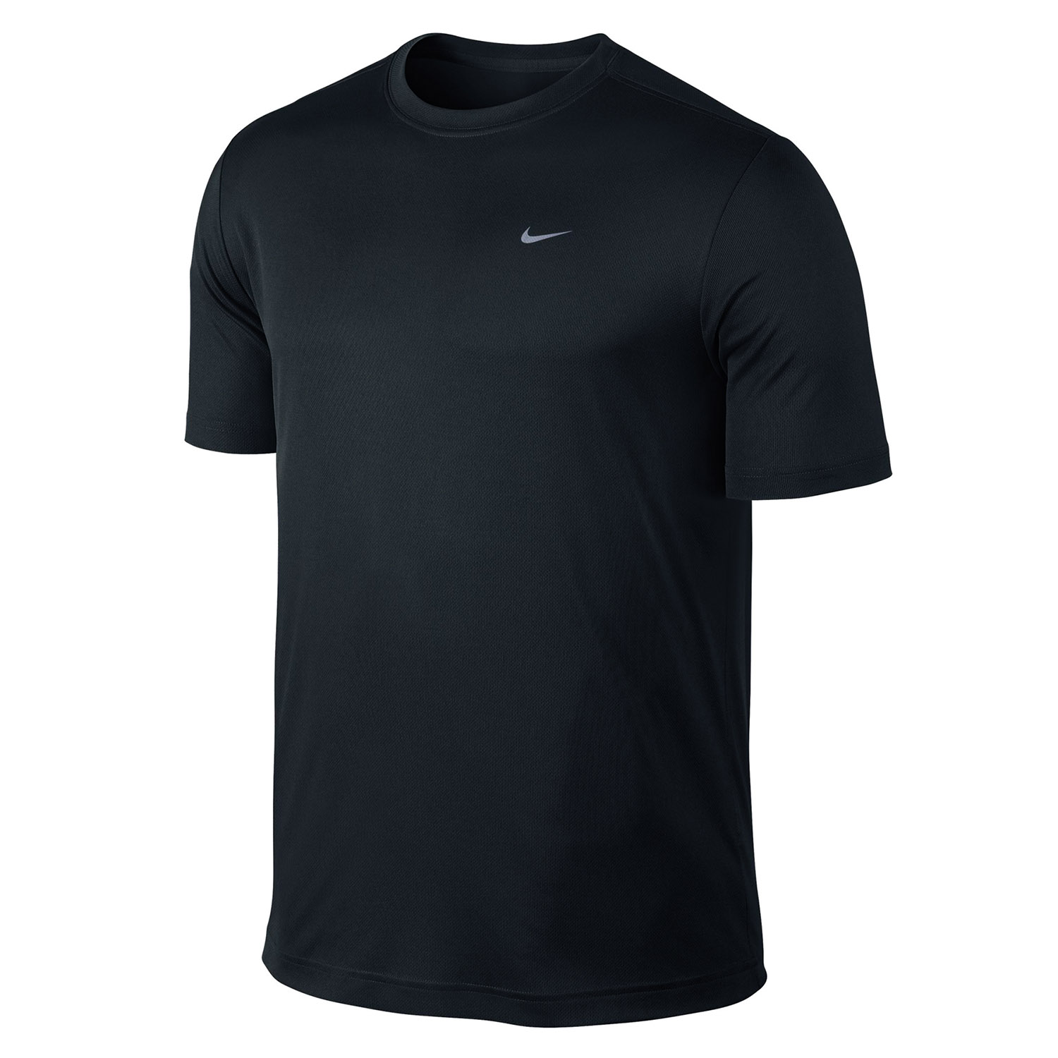 nike challenger short sleeve running t shirt. Black Bedroom Furniture Sets. Home Design Ideas
