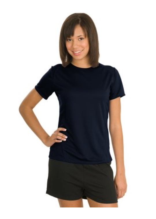 SanMar LADIES DRY ZONE RAGLIN S/S T-SHIRT