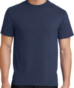 Port & Company® - 50/50 Cotton/Poly T-Shirt
